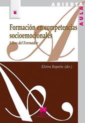 Formación en competencias socioemocionales : libro del formador