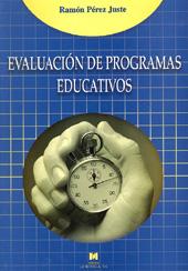 Evaluación de programas educativos.
