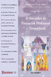 El formador de formación profesional y ocupacional