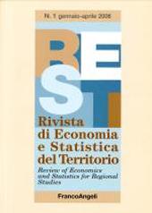 Rivista di economia e statistica del territorio