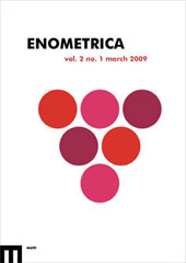 Enometrica : Review of the Vineyard Data Quantification Society and the European Association of Wine Economists.