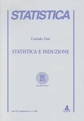 Statistica e induzione = Induction and statistic
