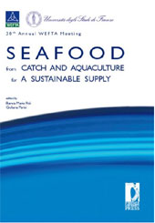 Seafood from catch and aquaculture for a sustainable supply : book of abstracts : [38th annual WEFTA meeting]