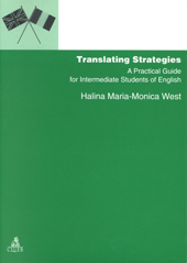 Translating strategies : a practical guide for intermediate students of English