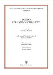 Fondo Fernando Schiavetti