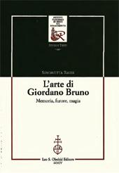 L'arte di Giordano Bruno : memoria, furore, magia