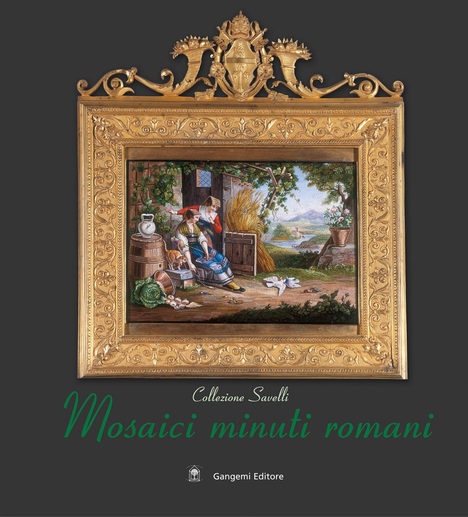 Mosaici minuti romani : collezione Savelli