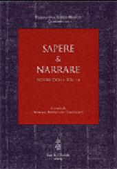 Sapere & narrare : figure della follia : ciclo di conferenze, settembre-dicembre 2003