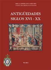 Antigüedades siglos XVI-XX