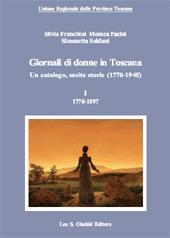 Giornali di donne in Toscana : un catalogo, molte storie (1770-1945)