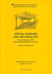 Archeologia e calcolatori : supplementi -  - Firenze : All'insegna del giglio