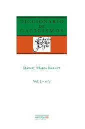 Diccionario de galicismos : vol. I-II