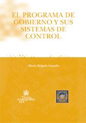 El programa de gobierno y sus sistemas de control