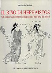 Il riso di Hephaistos : all'origine del comico nella poesia e nell'arte dei greci