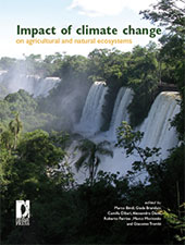 Impact of climate change on agricultural and natural ecosystems.