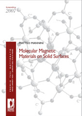 Molecular magnetic materials on solid surfaces