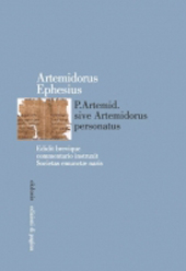 P.Artemid., sive Artemidorus personatus