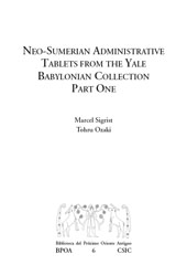 Neo-Sumerian administrative tablets from the Yale Babylonian Collection : Part One