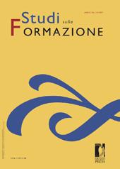 Studi sulla formazione -  - Firenze : Firenze University Press