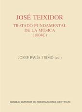 Tratado fundamental de la música (1804c.)