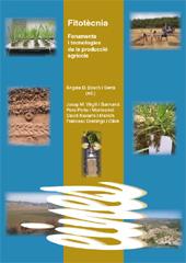 Fitotècnia : fonaments i tecnologies de la producció agrícola