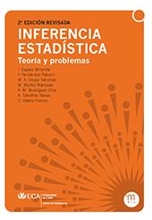 Inferencia estadística : teoría y problemas