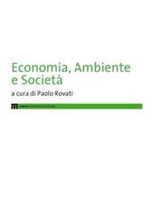 Economia, ambiente e società : atti del III Convegno Scuola-Università (Macerata 2010)
