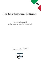 La Costituzione italiana : aggiornata ad aprile 2011