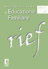 Rivista italiana di educazione familiare -  - Firenze : Firenze University Press