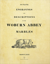 Outline Engravings and Descriptions of the Woburn Abbey Marbles (M.DCCC.XXII) : Le Grazie a Woburn Abbey