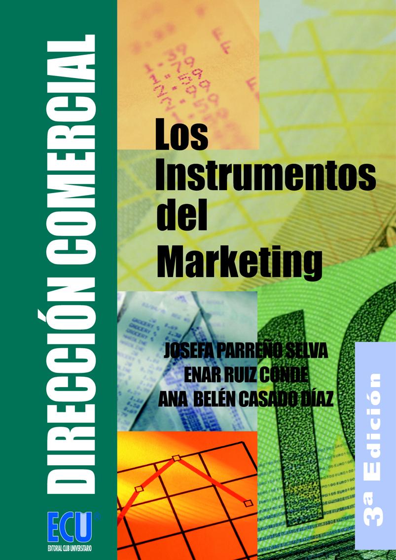 Dirección comercial : los instrumentos del marketing
