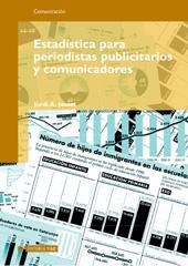 Estadística para periodistas, publicitarios y comunicadores