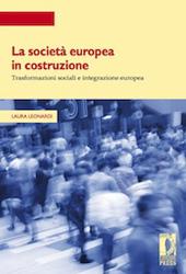 La società europea in costruzione : trasformazioni sociali e integrazione europea