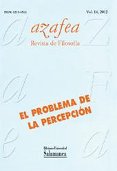 Azafea : revista de filosofía