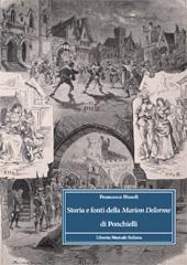 Storia e fonti della Marion Delorme di Ponchielli
