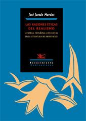 Las razones éticas del realismo : Revista española (1953-1954) en la literatura del medio siglo