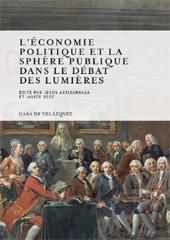 L'économie politique et la sphère publique dans le débat des lumières