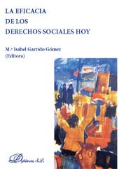 La eficacia de los derechos sociales hoy