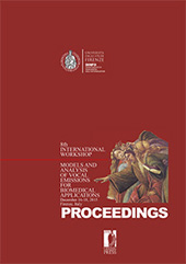 Models and Analysis of Vocal Emissions for Biomedical Applications : 8th International Workshop : December 16-18, 2013,  Firenze, Italy - Manfredi, Claudia, editor - Firenze : Firenze University Press, 2013.