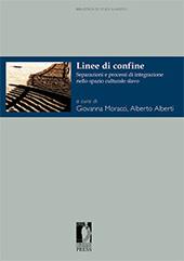 Linee di confine : separazioni e processi di integrazione nello spazio culturale slavo