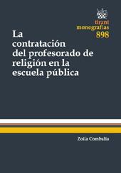 La contratación del profesorado de religión en la escuela pública