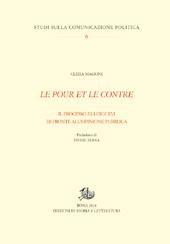 Le pour et le contre : il processo di Luigi XVI di fronte all'opinione pubblica