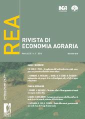 Rivista di economia agraria
