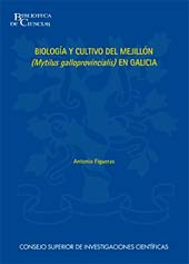 Biología y cultivo del mejillón (Mytilus Galloprovincialis) en Galicia