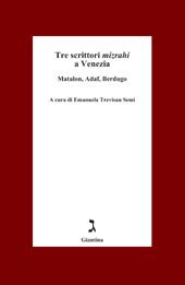 Tre scrittori mizrahi a Venezia
