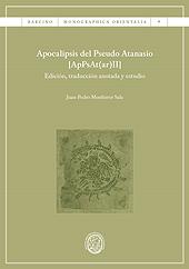 Apocalipsis del Pseudo Atanasio : (ApPsAt(ar)II) - Monferrer Sala, Juan Pedro - Barcelona : Universitat de Barcelona, 2016.