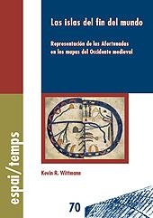 Las islas del fin del mundo : reprentanción de las Afortunadas en los mapas del Occidente medieval