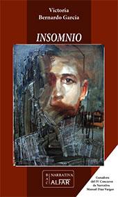Insomnio : obra granadora del IV Concurso de Narrativa para Autores Noveles Manuel Díaz Vargas