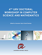 4th URV Doctoral Workshop in Computer Science and Mathematics - Viejo, Alexandre, editor - Tarragona : Universitat Rovira i Virgili, 2017.