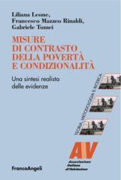 Misure di contrasto della povertà e condizionalità : una sintesi realista delle evidenze